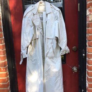 Raincoat , vintage